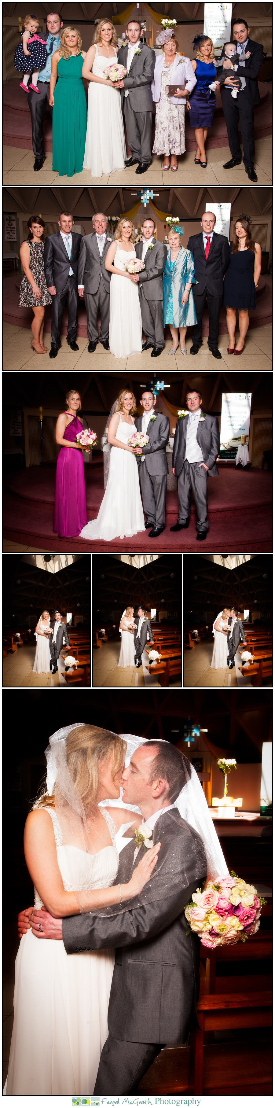 michelle and stephen wedding athlone glasson hotel