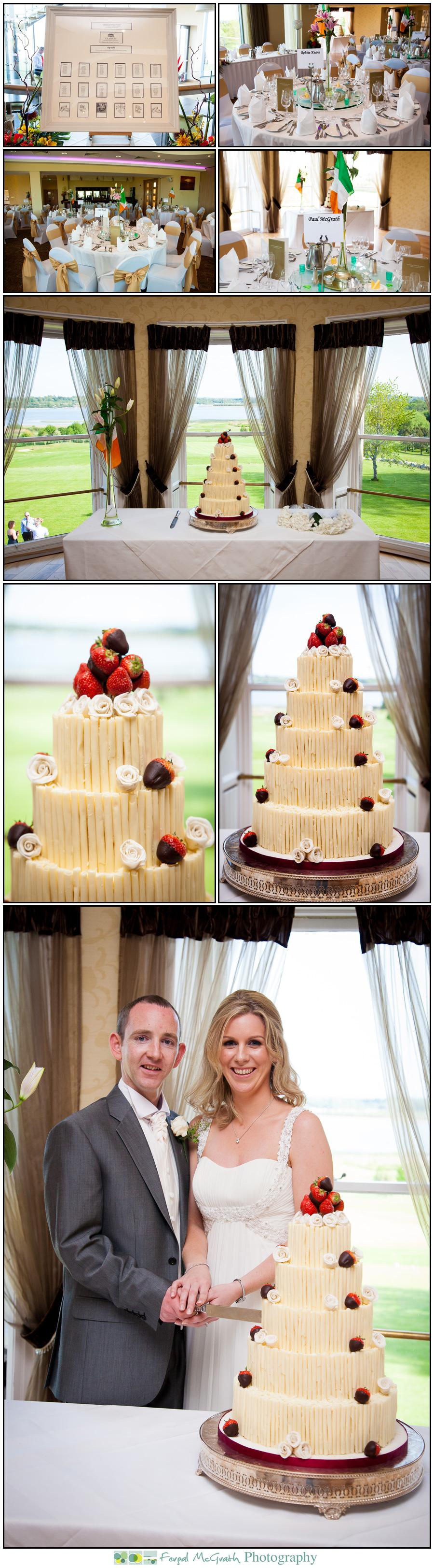 glasson golf hotel michelle butler wedding