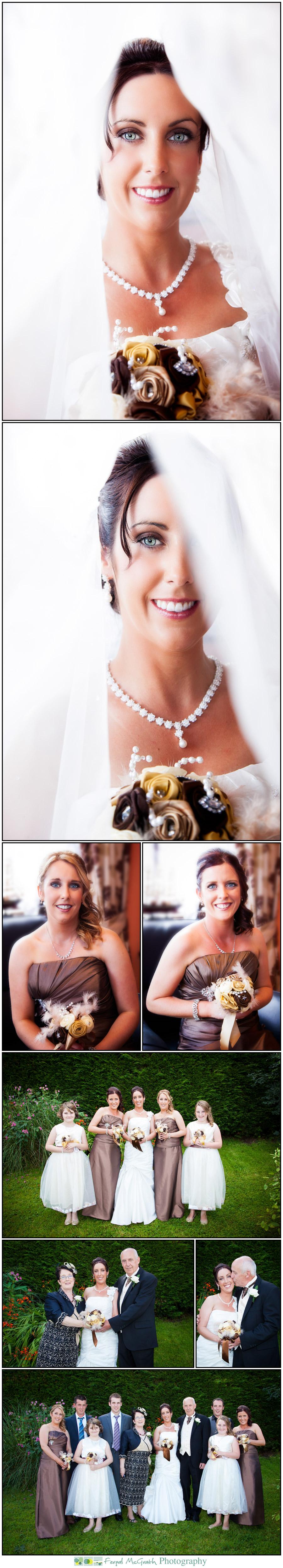 Leitrim wedding photographers Breda and Paul Hickman wedding