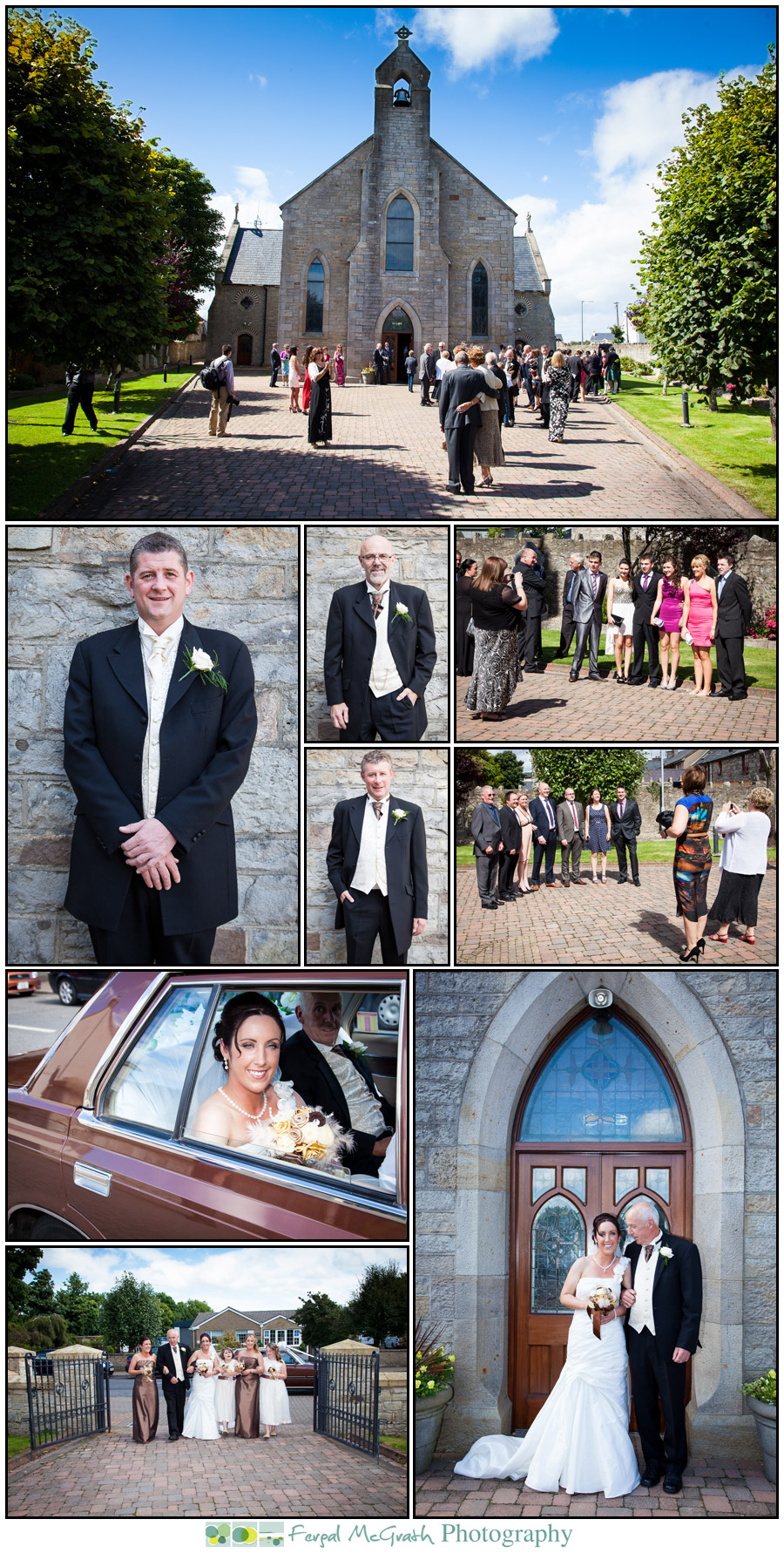 breda paul wedding photos great northern hotel bundoran 3