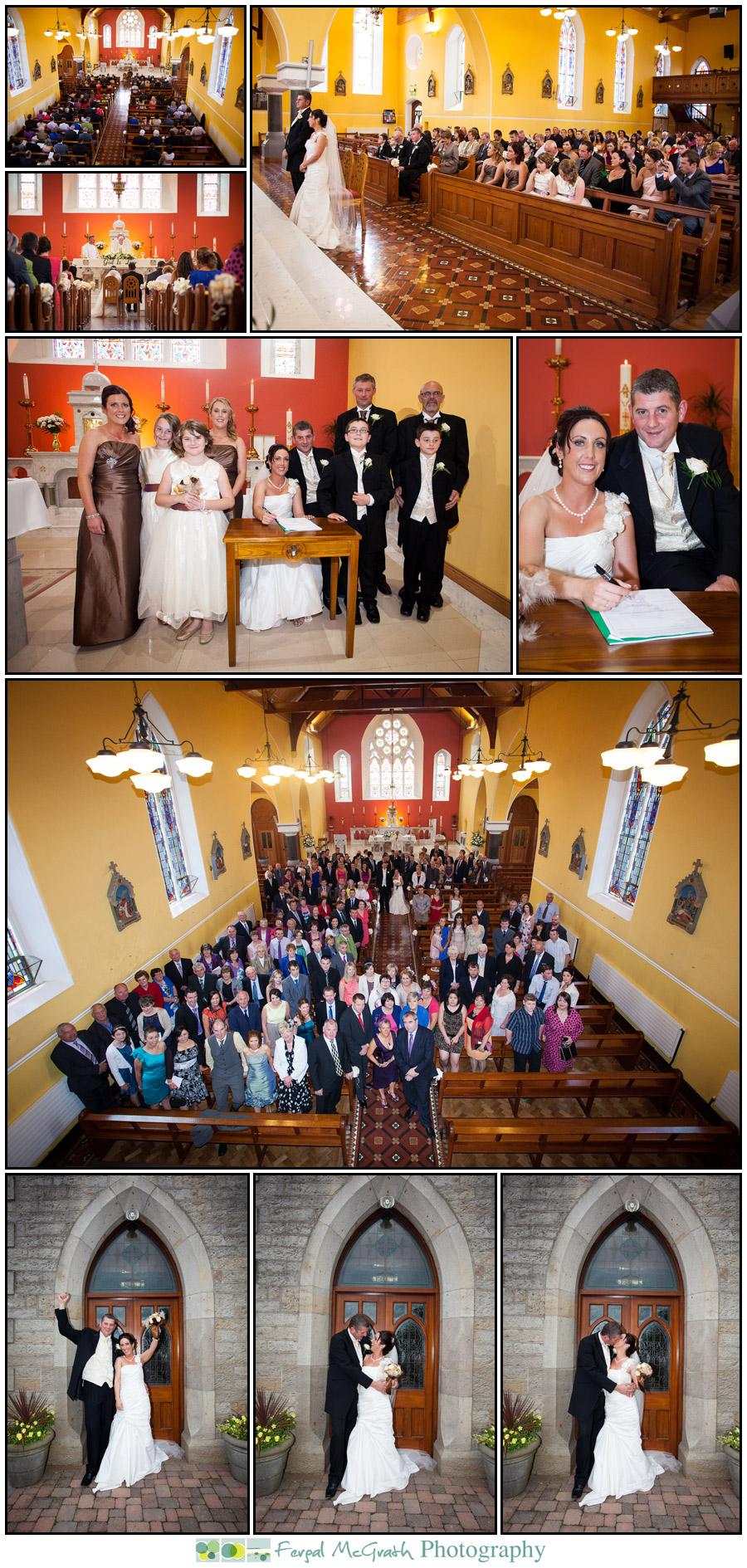 breda paul wedding photos great northern hotel bundoran 5