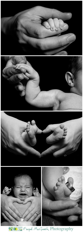 newborn baby photos in sligo leitrim and donegal