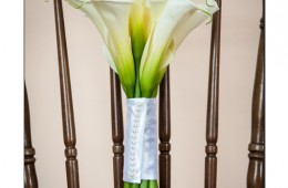 Bride's Lily Bouquet