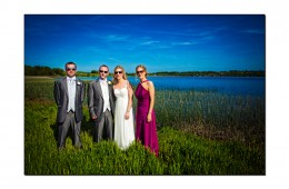 Bridal Party at the Glasson Golf Hotel Athlone