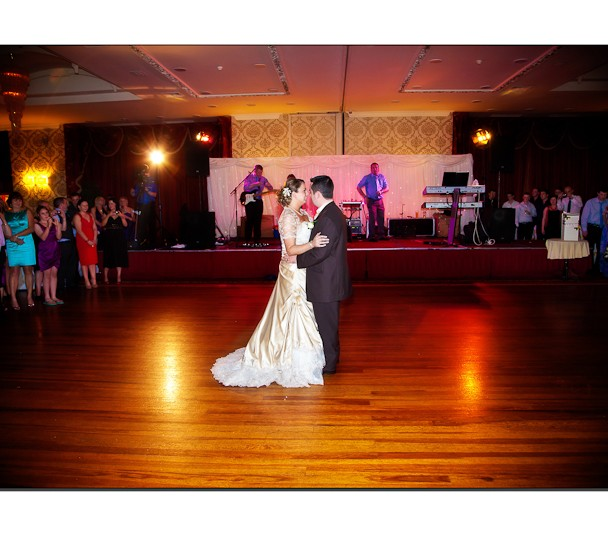 First Dance in the Great Northern Hotel
