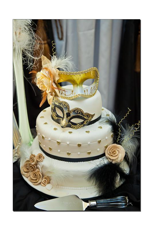 Masquerade Cakes Images