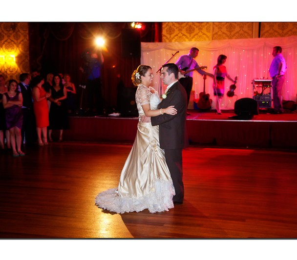 First Dance to the Mucky Ducks Band