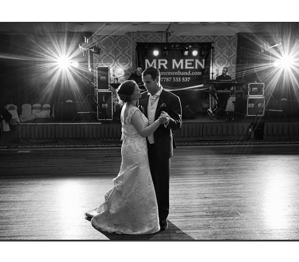 First Dance at the Great Northern Hotel