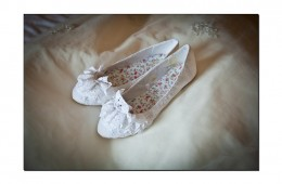 Brides Comfortable Wedding Shoes