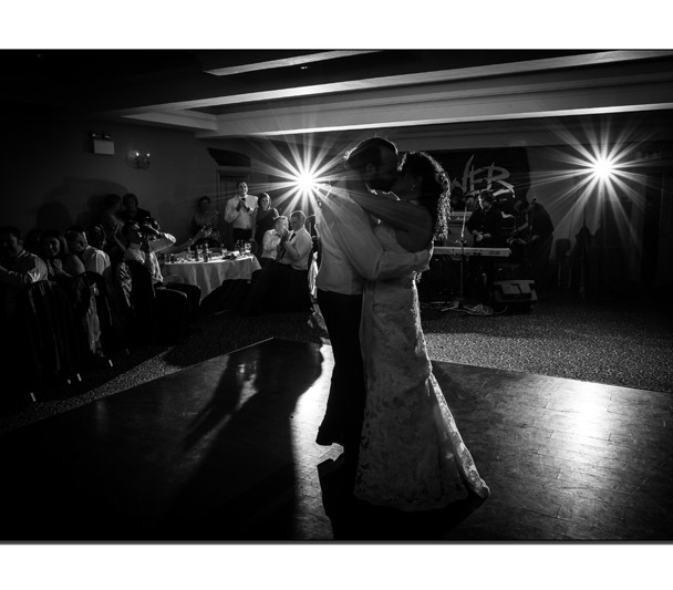 First dance at Cromleach Lodge Sligo