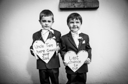 pageboys rathmullan wedding