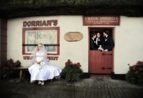 wedding photographers donegal