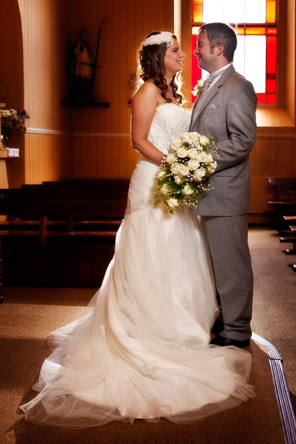wedding in st nicholas of myra church dublin