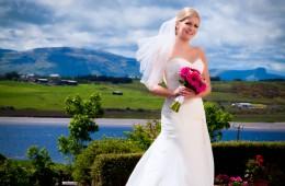 ballyshannon wedding photographer bridal portrait