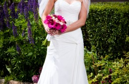 donegal wedding photo of a beautiful bride