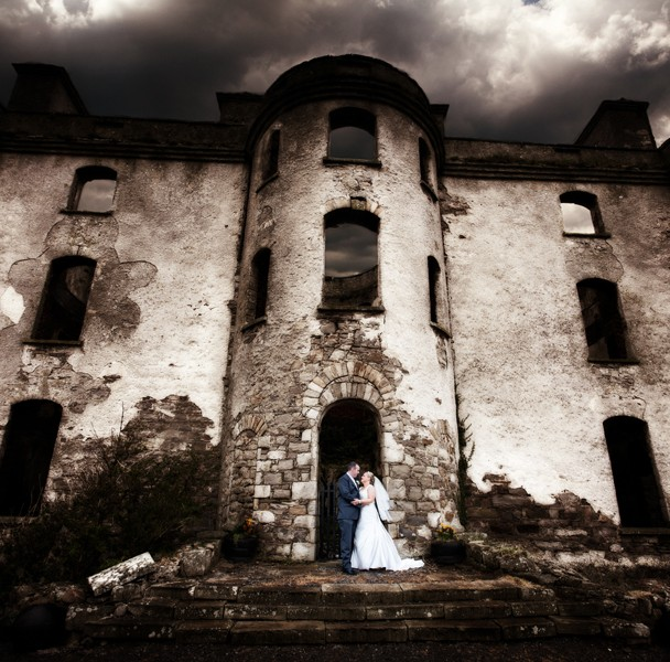 donegal wedding photography at wardtown castle ballyshannon co donegal