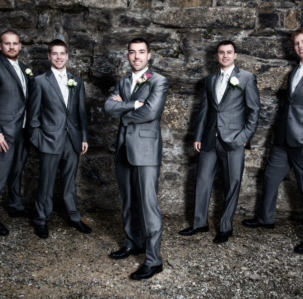 donegal wedding photography groomsmen photo