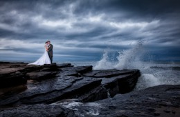 donegal wedding photography in bundoran