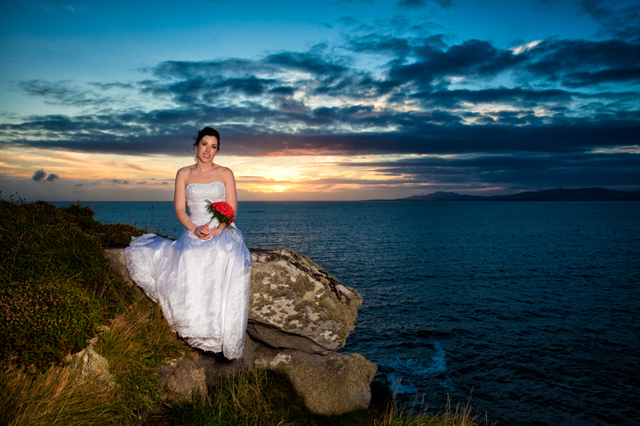Donegal Wedding Photography Cherish The Dress Andrea And Jonny