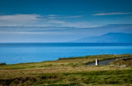 wedding photographer sligo wedding couple in mullaghmore