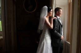 wedding photography donegal couple in danby house ballyshannon
