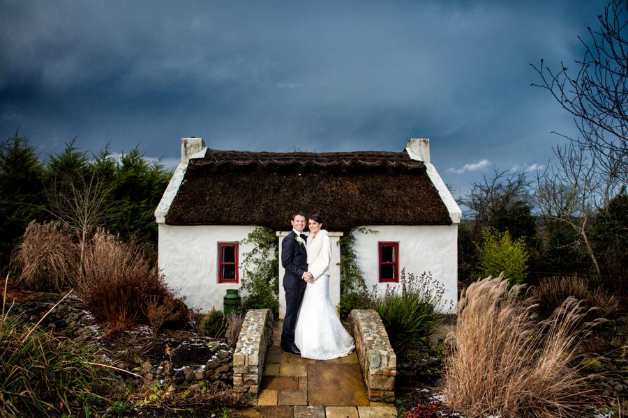 Villa Rose Hotel Ballybofey Wedding Tanya Adam
