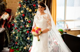 christmas wedding in the villa rose hotel ballybofey