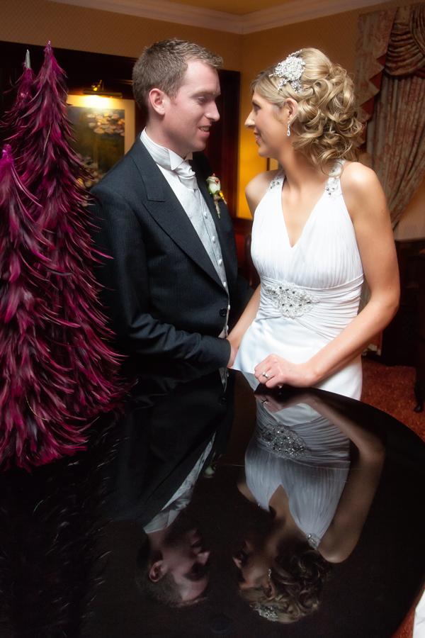 harveys point hotel wedding photograph