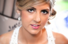 portrait of bride edel in donegal