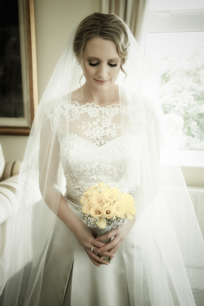 beautiful donegal bride
