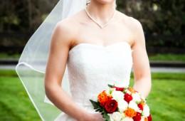 beautiful bride longford wedding photographer