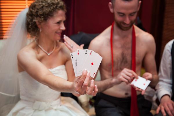 landmark hotel weddings bridal party fun