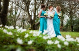 wedding photographers donegal spring wedding photos