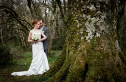 wedding photographers in donegal spring wedding
