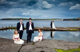 great norhtern hotel bundoran wedding photos