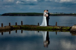 wedding photos at the great northern hotel bundoran