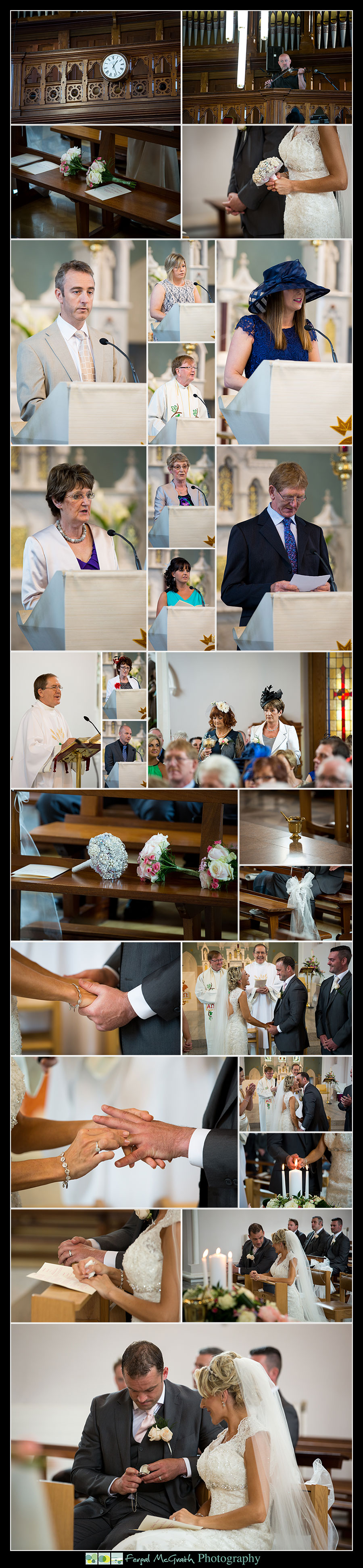 Venice monagan wedding