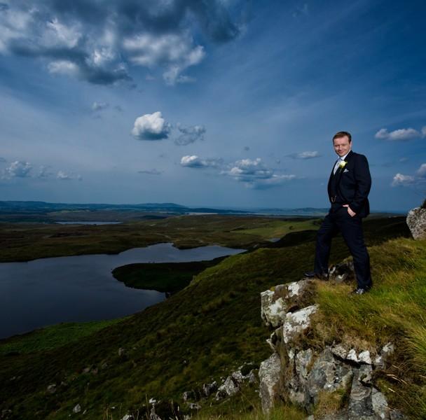 mount errigal wedding photography