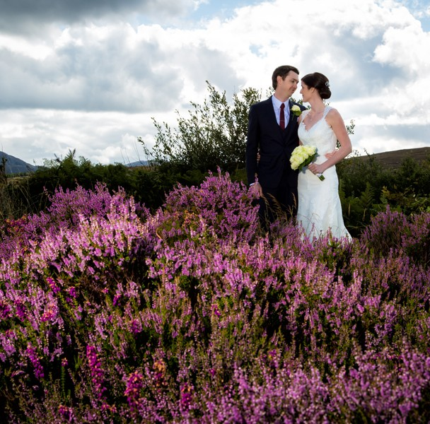 autumn wedding in donegal