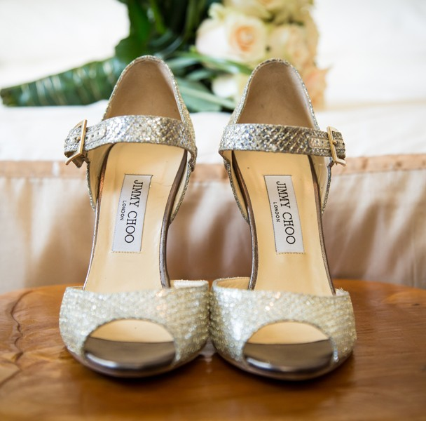 donegal weddings photo of jimmy choo wedding shoes