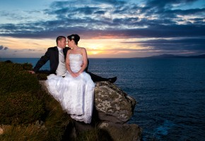 wedding photographers of donegal