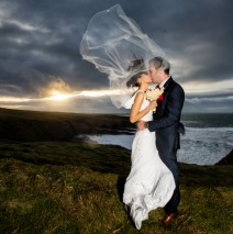 Castle Dargan Hotel Sligo Wedding |  Shauna  + Michael