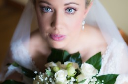 sligo wedding photographer beautiful bride portrait