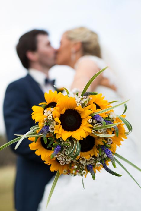 sligo wedding photography beautiful wedding photo of the brides bouquet