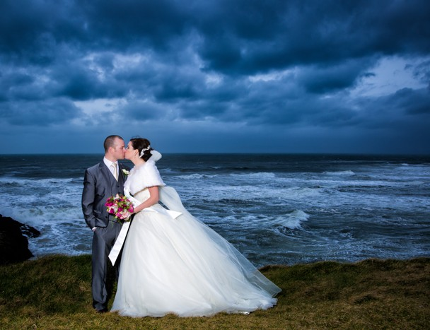 Spring Wedding Great Northern Hotel Bundoran