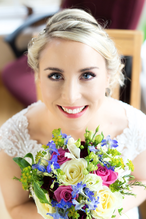 beautiful donegal bride wedding photo