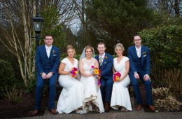 bridal party photo from the slieve russell hotel wedding