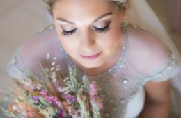 donegal wedding photographer beautiful pettigo bride