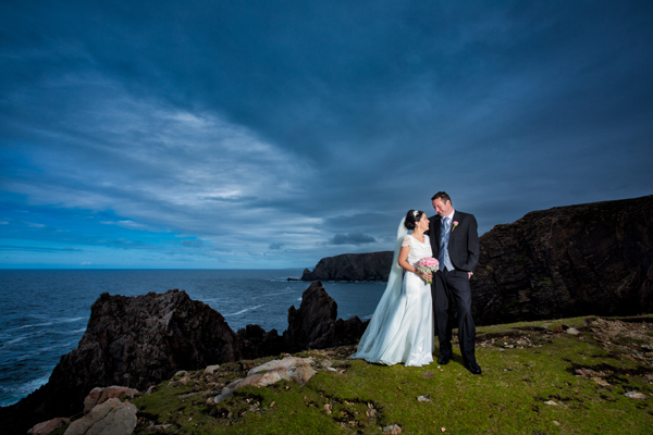 donegal wedding photographer wedding photos on arranmore island wedding