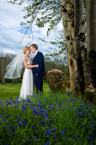 donegal wedding photographers bride and groom spring wedding